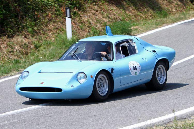 abarth italy classic car race racing gt blue wallpaper