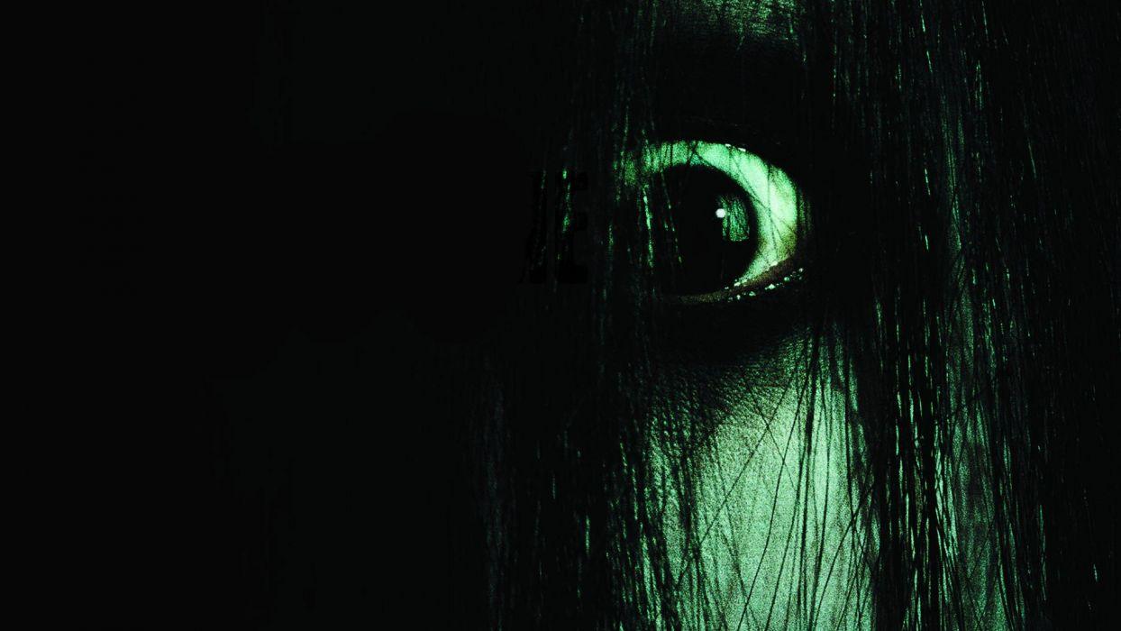 THE GRUDGE horror mystery thriller dark movie film the-grudge ju-on demon monster wallpaper