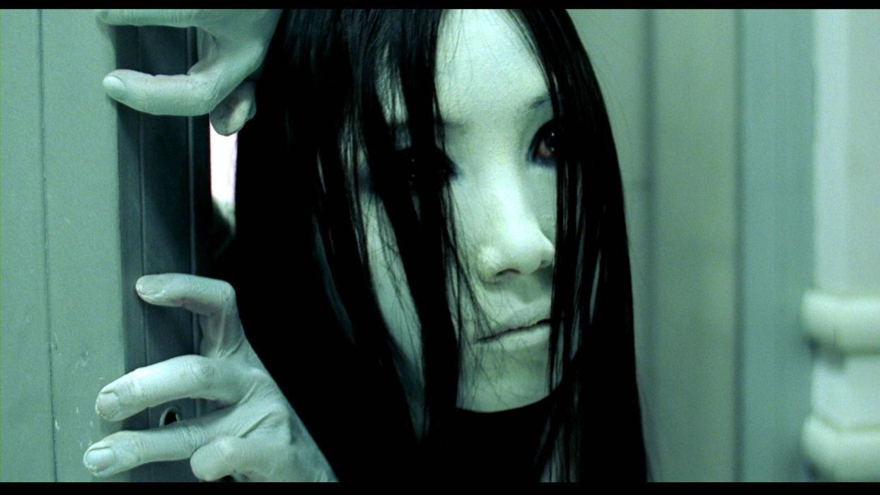 THE GRUDGE horror mystery thriller dark movie film the-grudge ju-on demon wallpaper