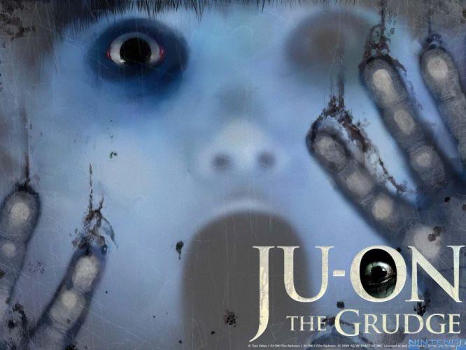 THE GRUDGE horror mystery thriller dark movie film the-grudge ju-on demon poster wallpaper