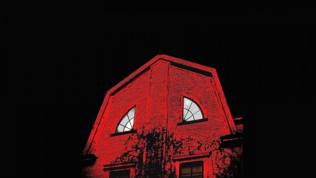 AMITYVILLE HORROR drama mystery dark wallpaper
