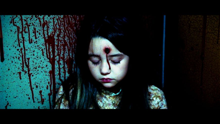AMITYVILLE HORROR drama mystery dark blood demon wallpaper