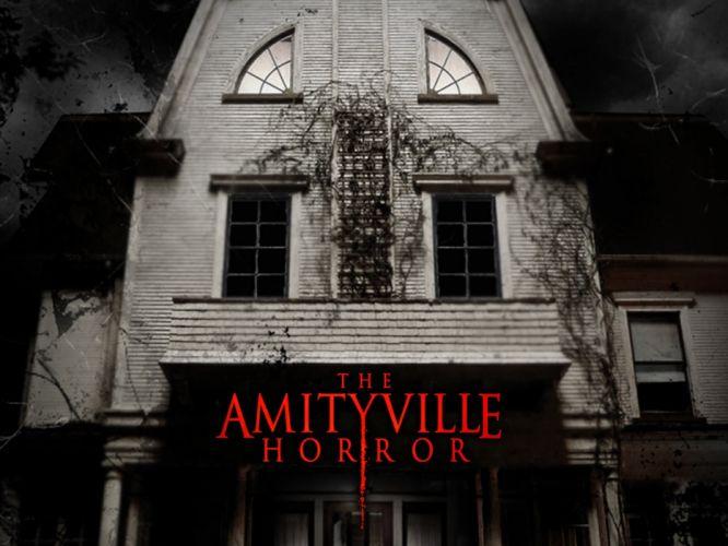 AMITYVILLE HORROR drama mystery dark poster wallpaper