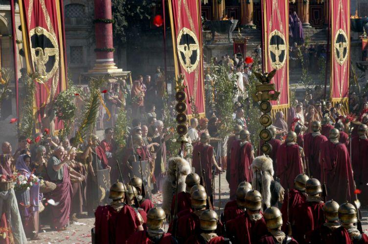 ROME action drama history hbo roman television series (30) wallpaper
