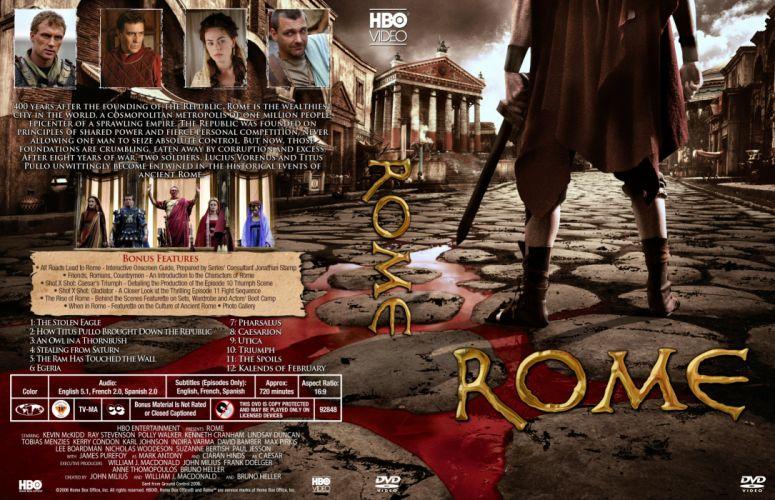ROME action drama history hbo roman television series (24) wallpaper