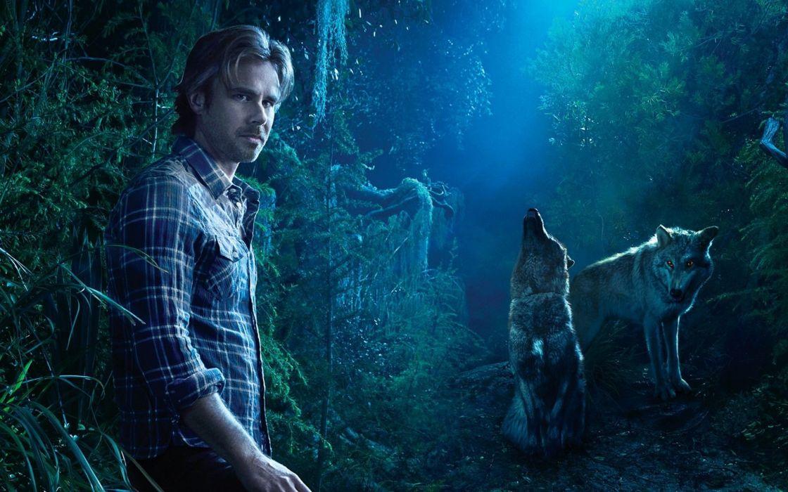TRUE BLOOD drama fantasy mystery dark horror hbo television series vampire (33) wallpaper