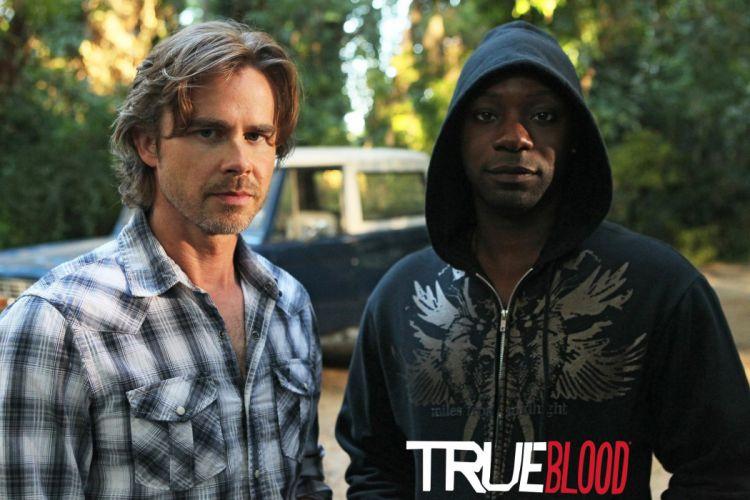 TRUE BLOOD drama fantasy mystery dark horror hbo television series vampire (32) wallpaper