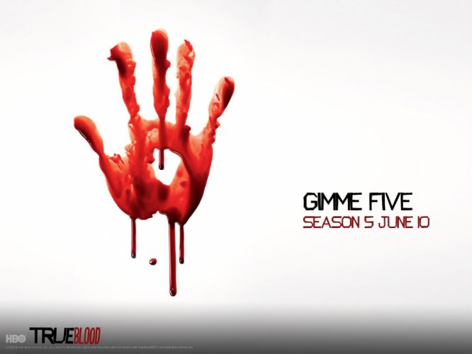 TRUE BLOOD drama fantasy mystery dark horror hbo television series vampire (70) wallpaper