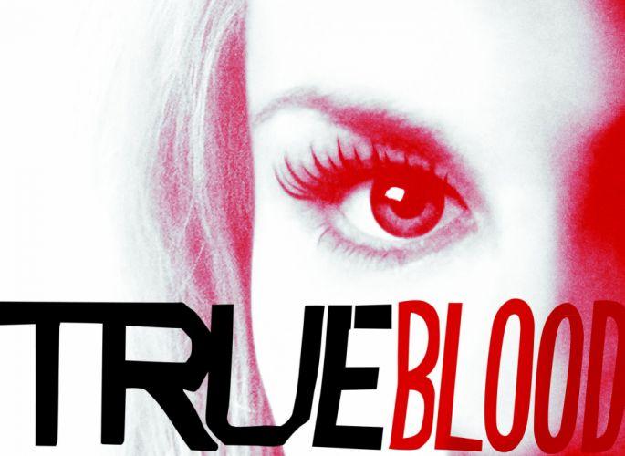 TRUE BLOOD drama fantasy mystery dark horror hbo television series vampire (40) wallpaper
