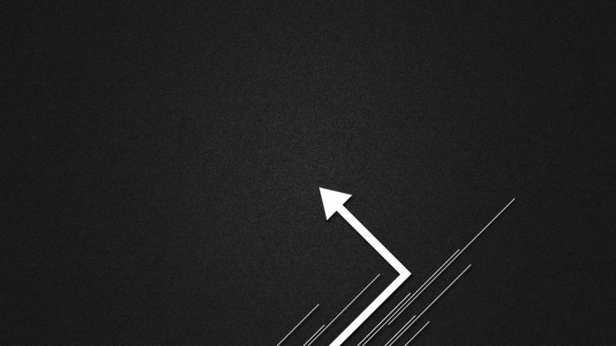 abstract lines arrows wallpaper