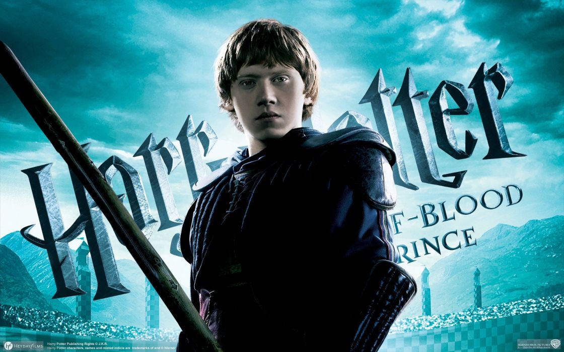 redheads Harry Potter Harry Potter and the Half Blood Prince actors Rupert Grint Ron Weasley wallpaper