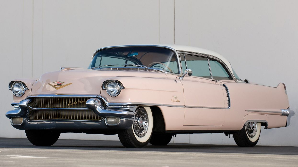 cars Cadillac Coupe de Ville classic cars wallpaper