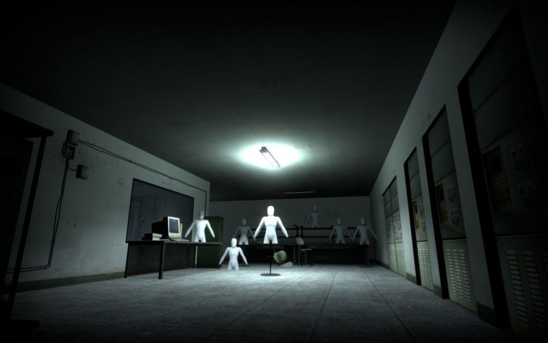 video games terror maniquies Nightmare House 2 wallpaper