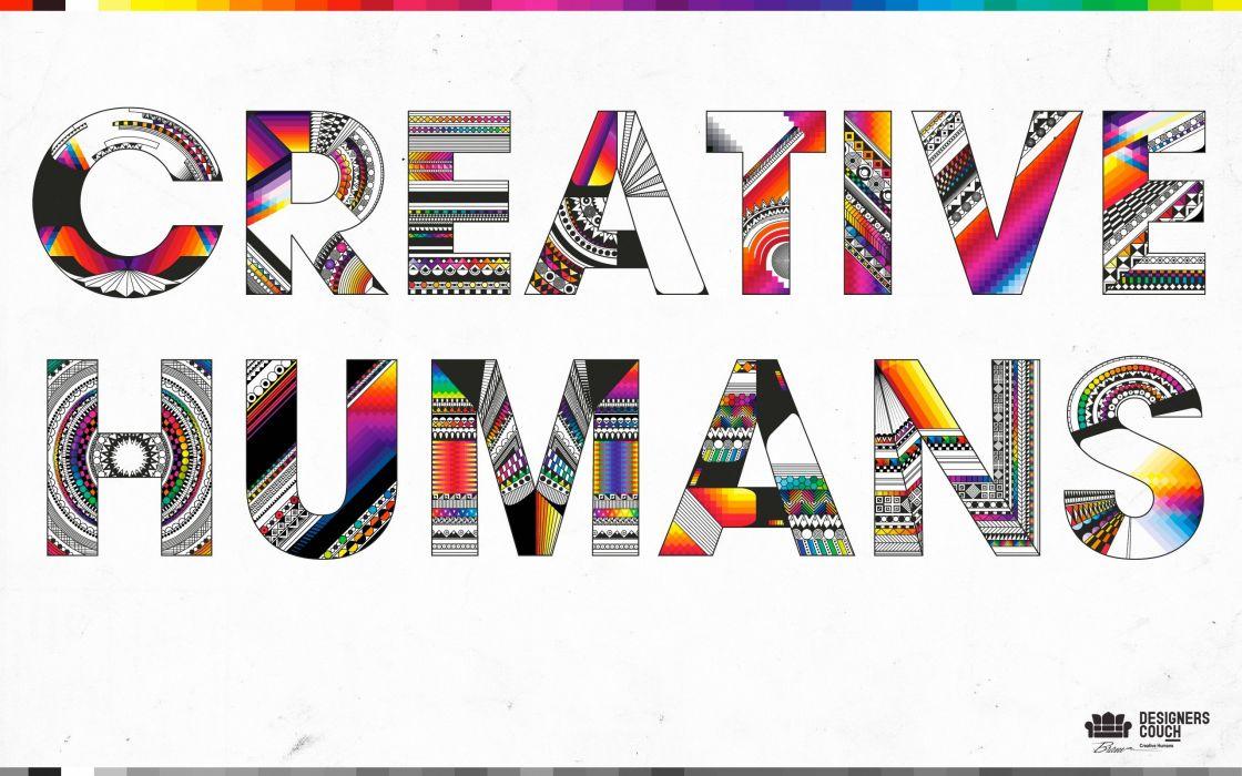 Design Human Typography Artwork Creativity White Background Wallpaper