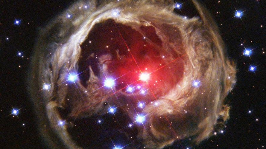 Sun stars galaxies Moon NASA skyscapes wallpaper