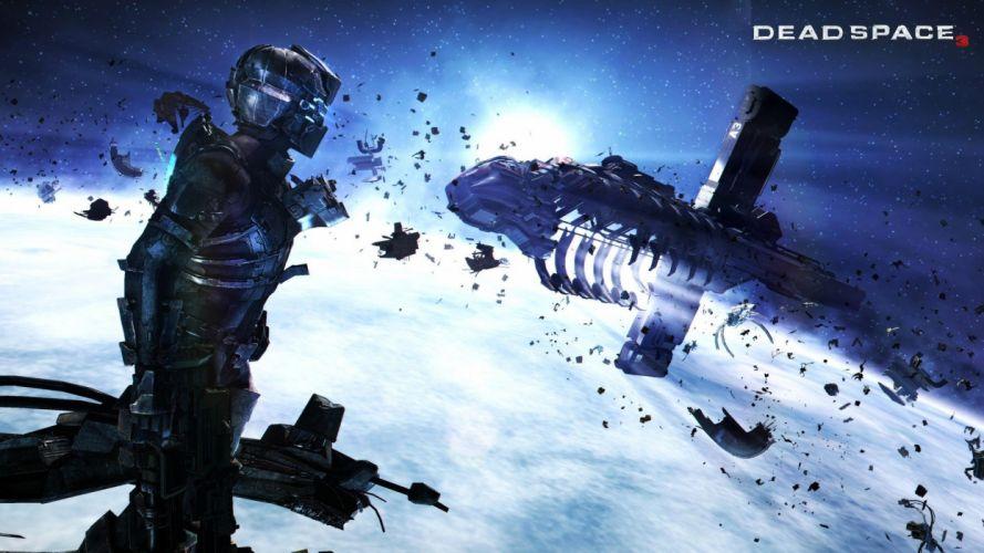 video games Dead Space Dead Space 3 wallpaper