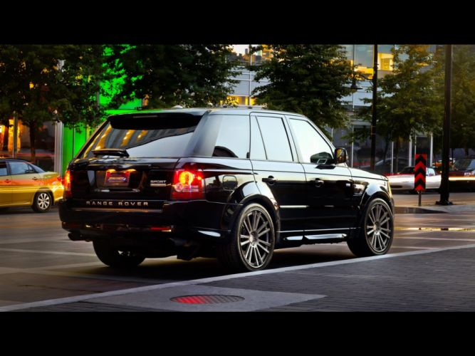 cars sports Range Rover wallpaper