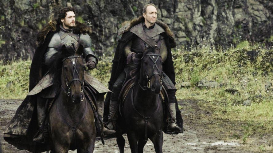 men actors Game of Thrones TV series Robb Stark Roose Bolton wallpaper