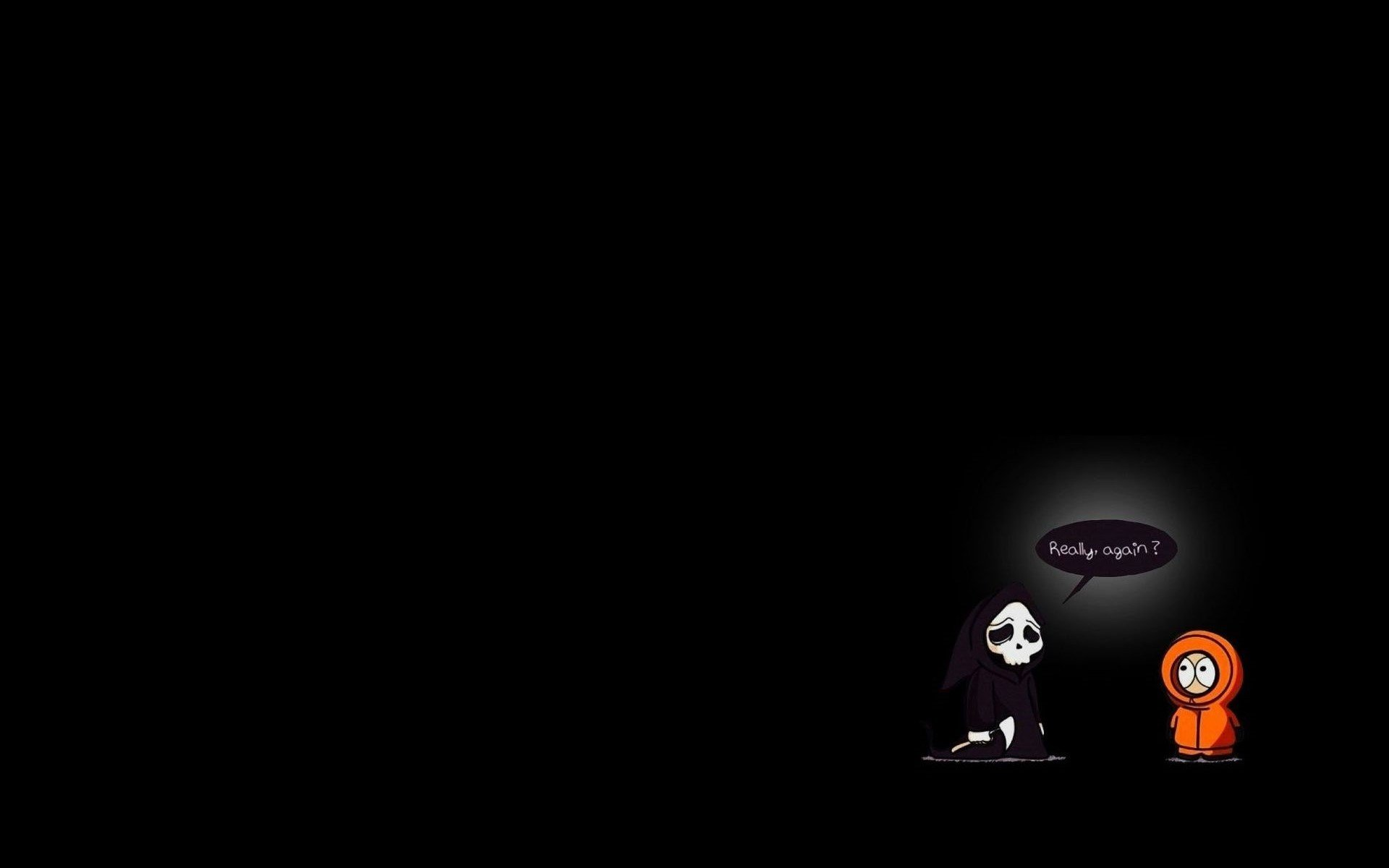 South Park Funny Kenny McCormick Clean Wallpaper ...
