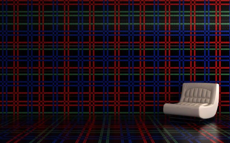 abstract 3D renders Lutz wallpaper