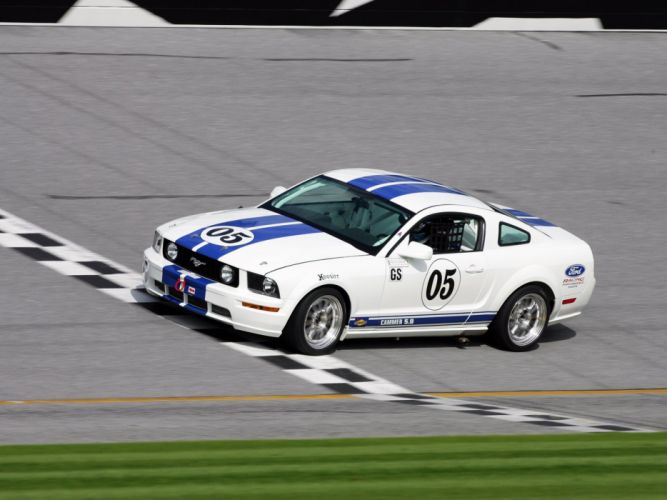 race vehicles Ford Mustang Daytona Ford Mustang GT wallpaper