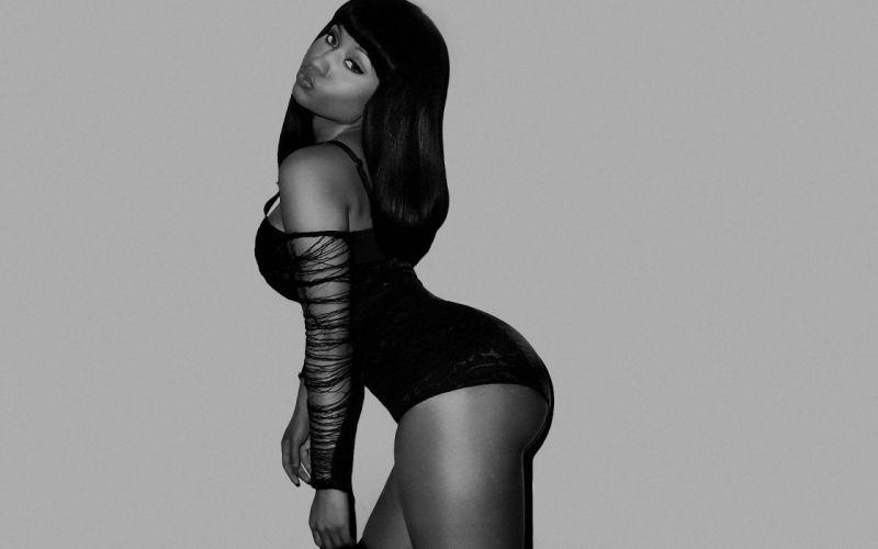 NICKI MINAJ pop r-b hip hop rap rapper singer actress glam sexy babe (7) wallpaper
