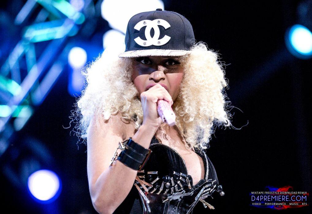 NICKI MINAJ pop r-b hip hop rap rapper singer actress glam sexy babe (50) wallpaper