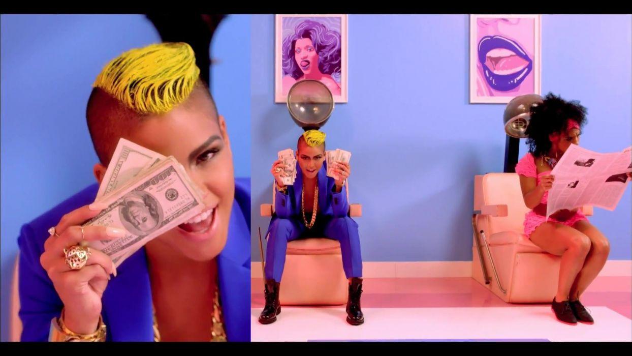 NICKI MINAJ pop r-b hip hop rap rapper singer actress glam sexy babe (26) wallpaper