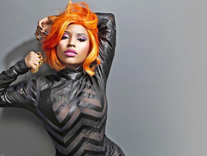 NICKI MINAJ pop r-b hip hop rap rapper singer actress glam sexy babe (58) wallpaper