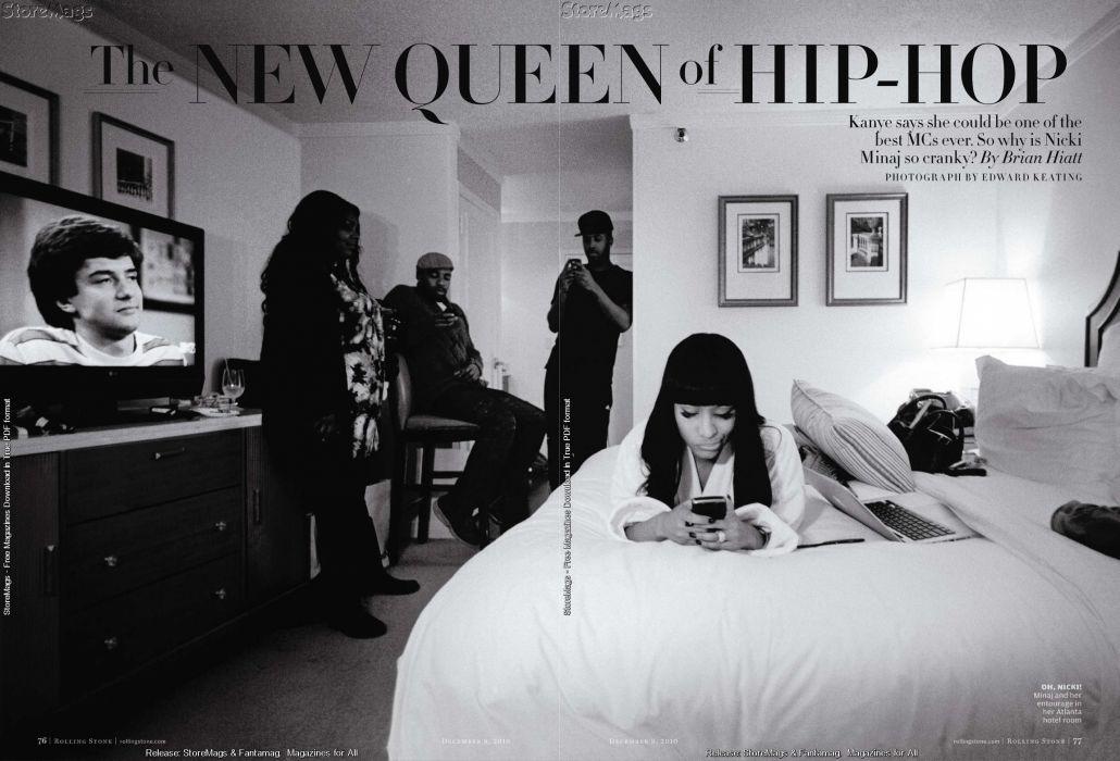NICKI MINAJ pop r-b hip hop rap rapper singer actress glam sexy babe (53) wallpaper