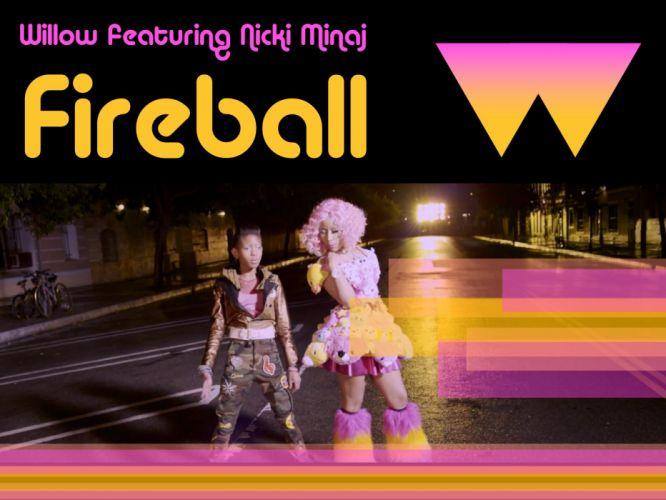 NICKI MINAJ pop r-b hip hop rap rapper singer actress glam sexy babe (9) wallpaper