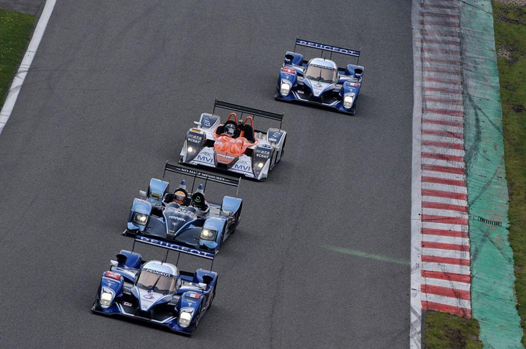 le mans lmp1 gt race racing supercar car peugeot audi wallpaper