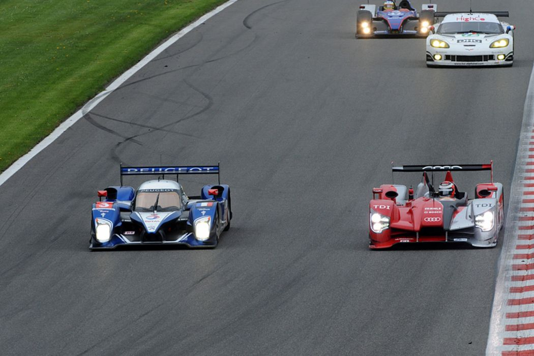 lemans lmp1 gt race racing supercar car peugeot audi wallpaper