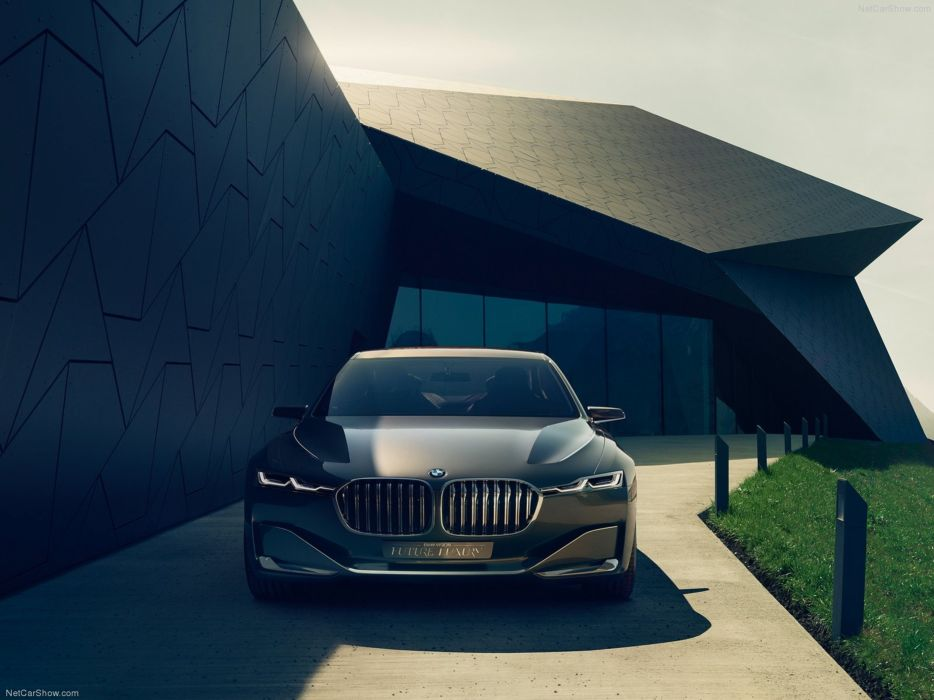 BMW -Vision Future Luxury  Concept 2014 wallpaper 05 4000x3000 wallpaper