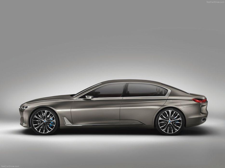 BMW -Vision Future Luxury Concept 2014 wallpaper 09 4000x3000 wallpaper
