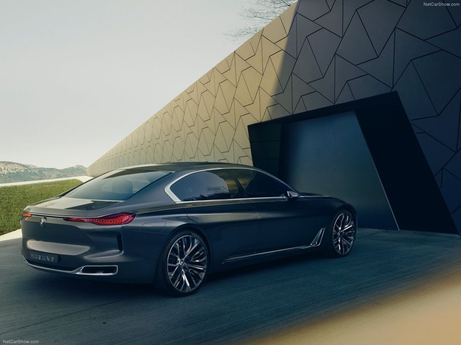 BMW -Vision Future Luxury Concept 2014 wallpaper 04 4000x3000 wallpaper