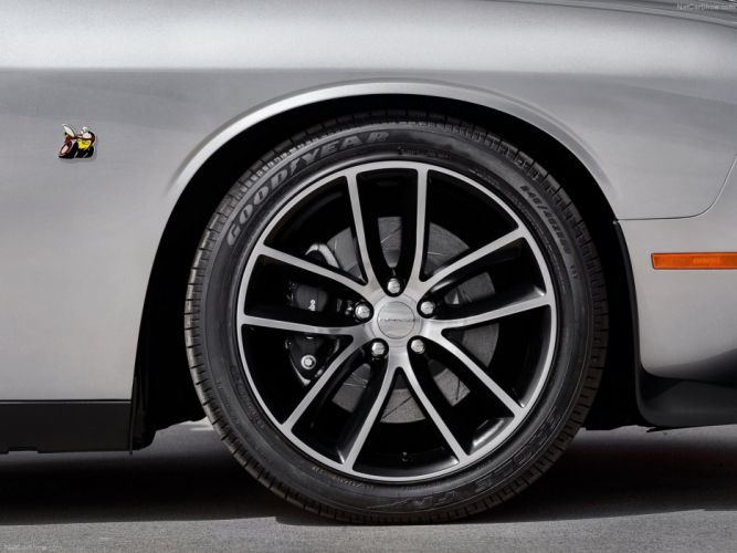 Dodge- Challenger 2015 muscle car wallpaper engine hemi wheel 4000x3000 wallpaper