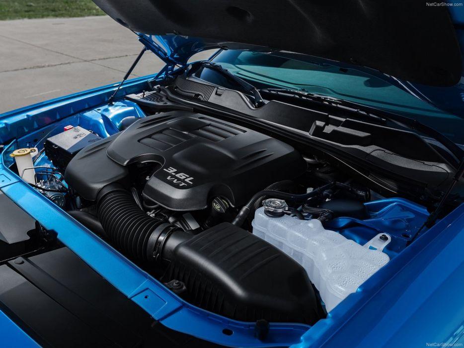 Dodge- Challenger 2015 muscle car wallpaper engine v6 4000x3000 wallpaper