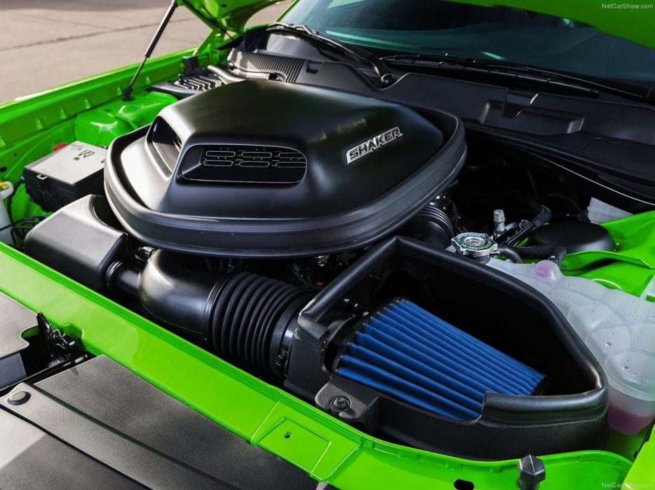 Dodge- Challenger 2015 muscle car wallpaper engine rt 4000x3000 wallpaper