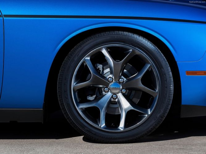 Dodge- Challenger 2015 muscle car wallpaper wheel chromo 4000x3000 wallpaper