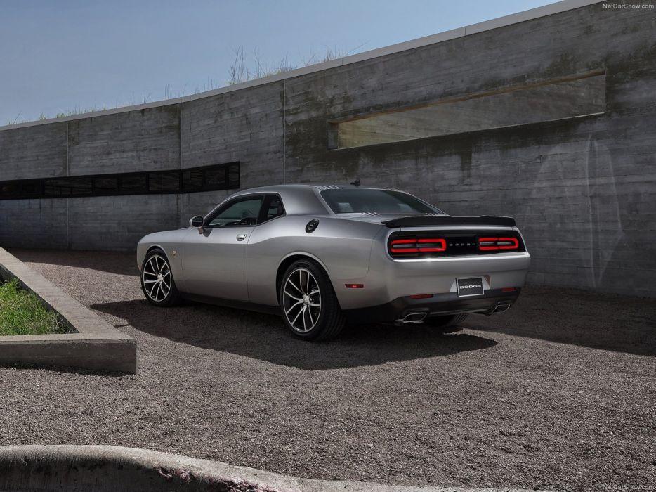 Dodge- Challenger 2015 muscle car wallpaper 0f 4000x3000 wallpaper