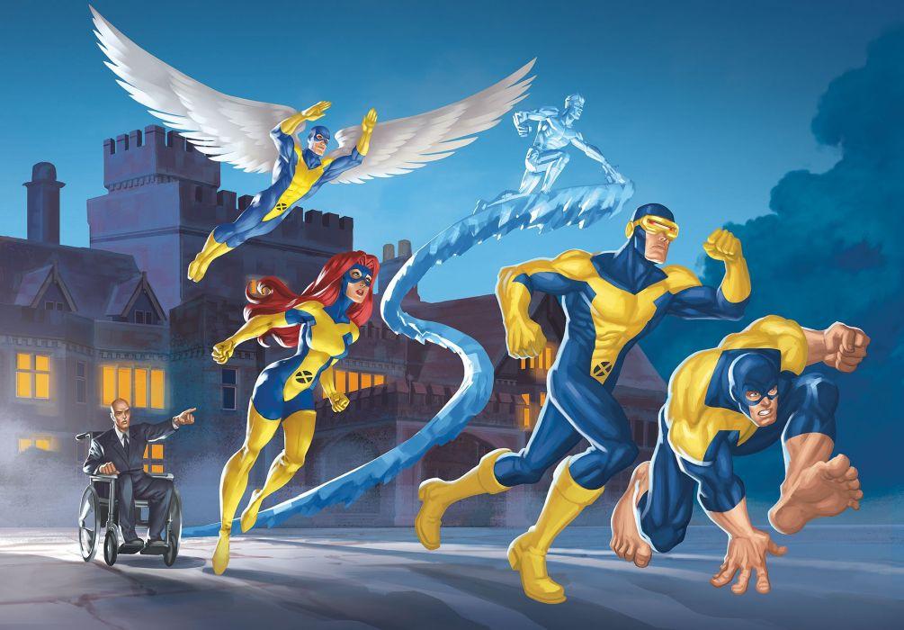 X-MEN Days Future Past action adventure fantasy movie film comics marvel xmen men wallpaper