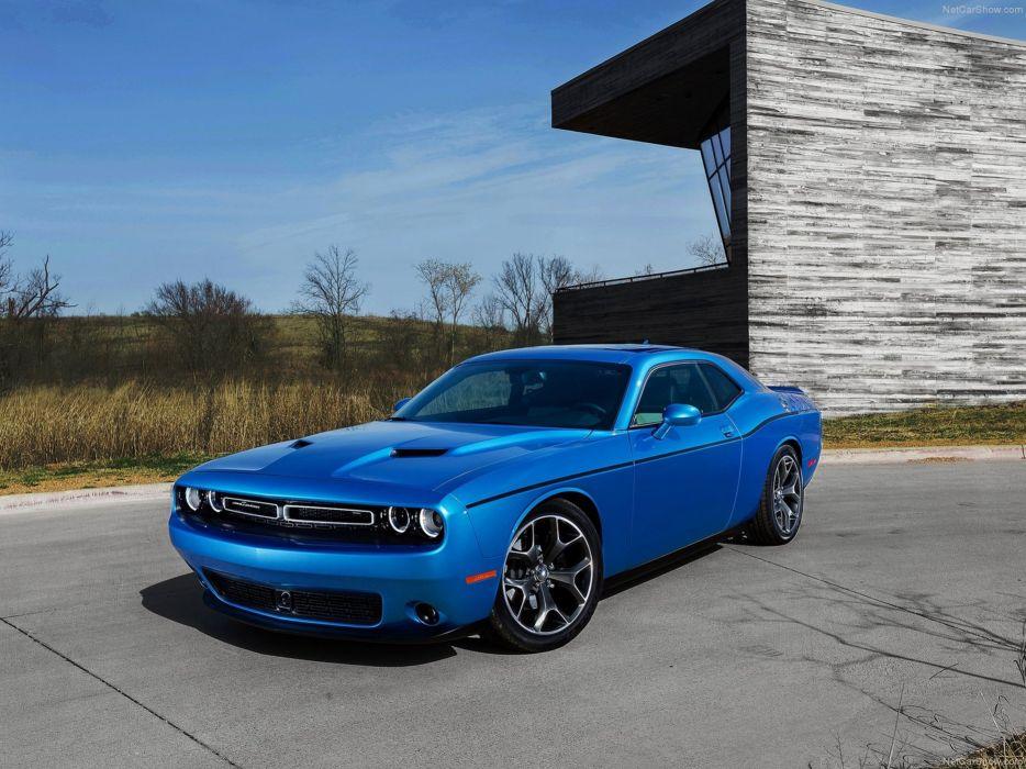 Dodge- Challenger 2015 muscle car wallpaper08 4000x3000 wallpaper