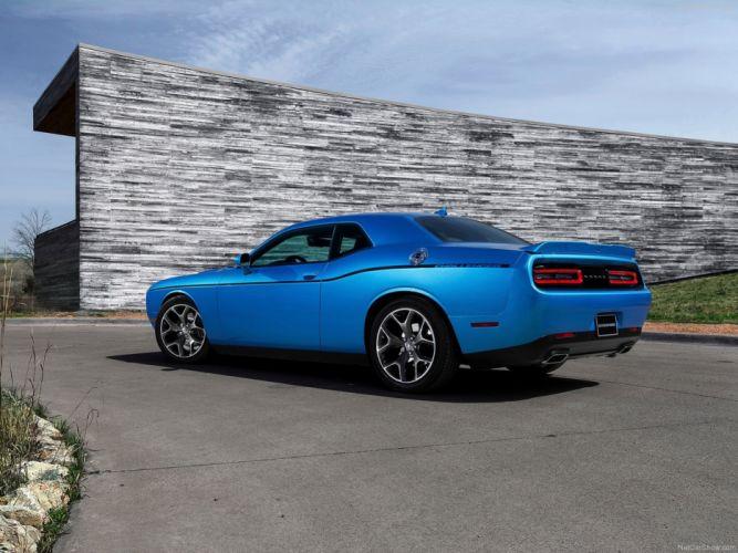 Dodge- Challenger 2015 muscle car wallpaper0d 4000x3000 wallpaper