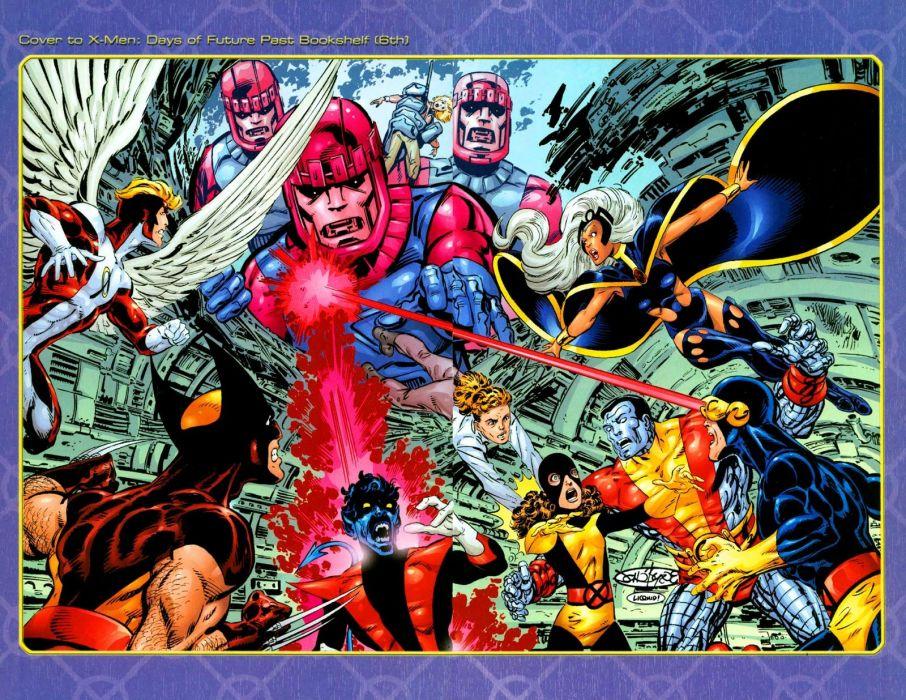 X Men Days Future Past Action Adventure Fantasy Movie Film