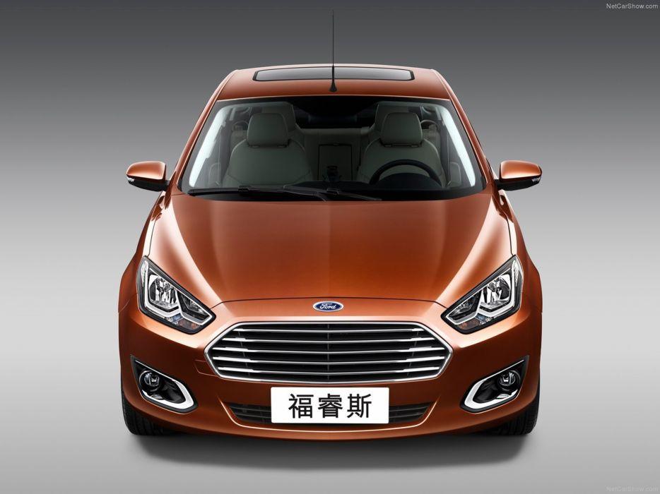 Ford Escort 2015 China wallpaper 07 4000x3000 wallpaper