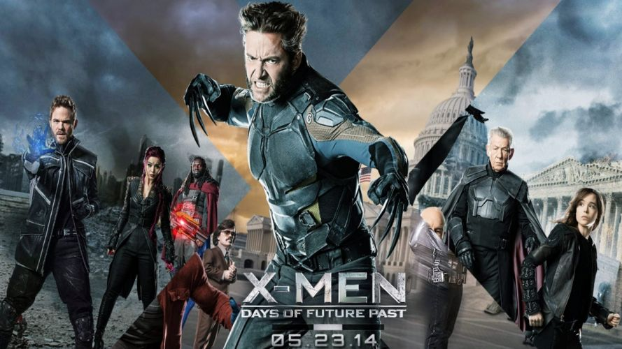 X-MEN Days Future Past action adventure fantasy movie film comics marvel xmen men (52) wallpaper