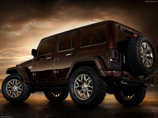 Jeep -Wrangler Sundancer Concept 2014 wallpaper 06 4000x3000 wallpaper
