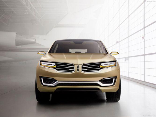 Lincoln MKX Concept 2014 1600x1200 wallpaper 07 4000x3000 wallpaper