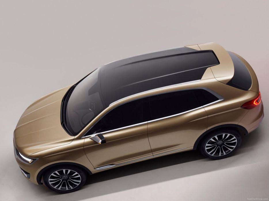 Lincoln MKX Concept 2014 1600x1200 wallpaper 0b 4000x3000 wallpaper